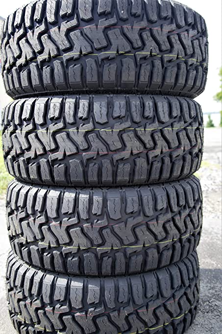 R And R Tires >> Amazon Com Set Of 4 Four Haida Hd878 R T Mud Tires 275