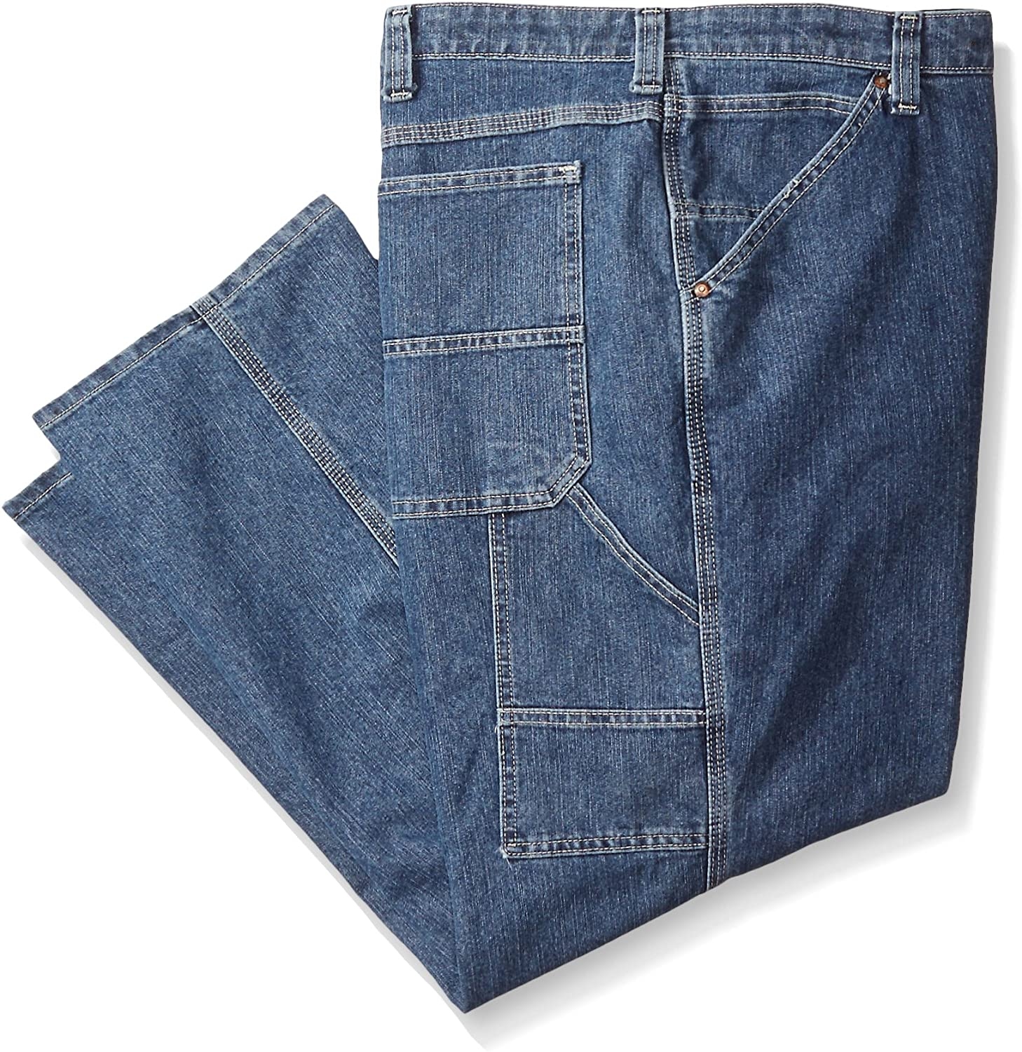 New Wrangler Men/'s Carpenter Jeans Big and Tall sizes Three Colors