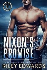 Nixon's Promise (Gemini Group Book 1) Kindle Edition