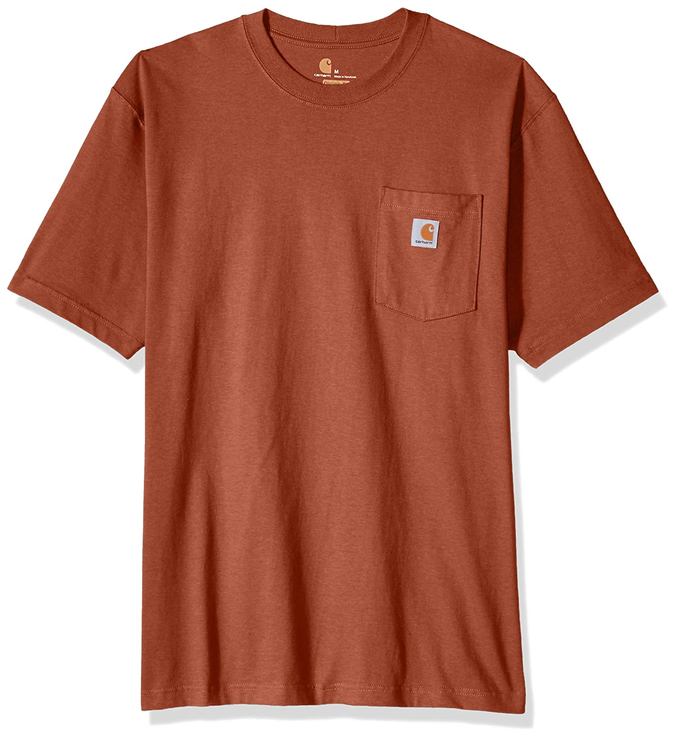 Carhartt SHIRT メンズ B06VX7X9WY Medium|Sequoia Heather Sequoia Heather Medium