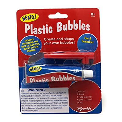 Toysmith Plastic Bubbles Playset: Toys & Games