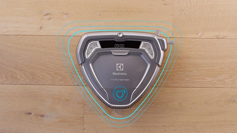 Grigio 75 dB ELECTROLUX ERV5210TG Robot Aspirapolvere senza Sacchetto 0.5 L