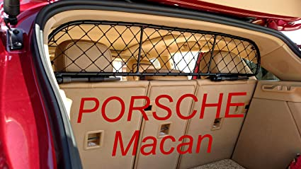 Porsche Macan Dog Barrier