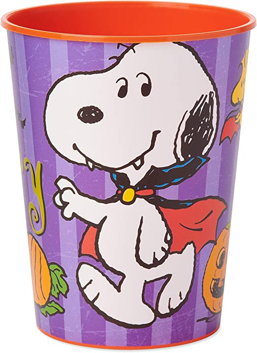 Party Cups Tumbler Ghost Ghoul Spooky Halloween Here for the Boos