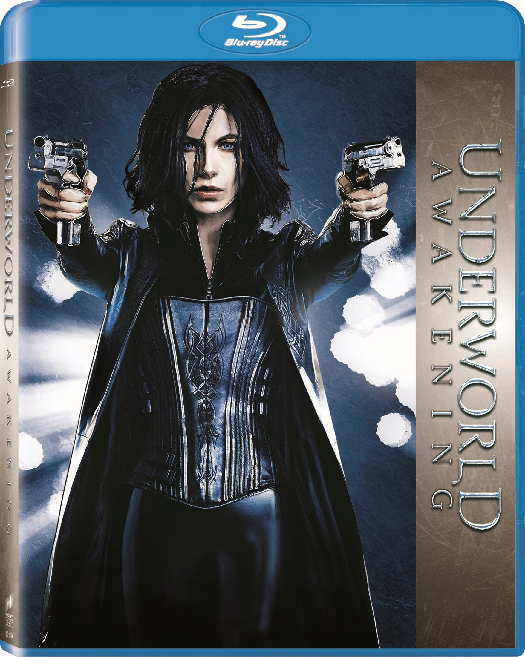 Blu-ray : Underworld Awakening (Ultraviolet Digital Copy, Widescreen, , Dubbed, With Movie Cash)