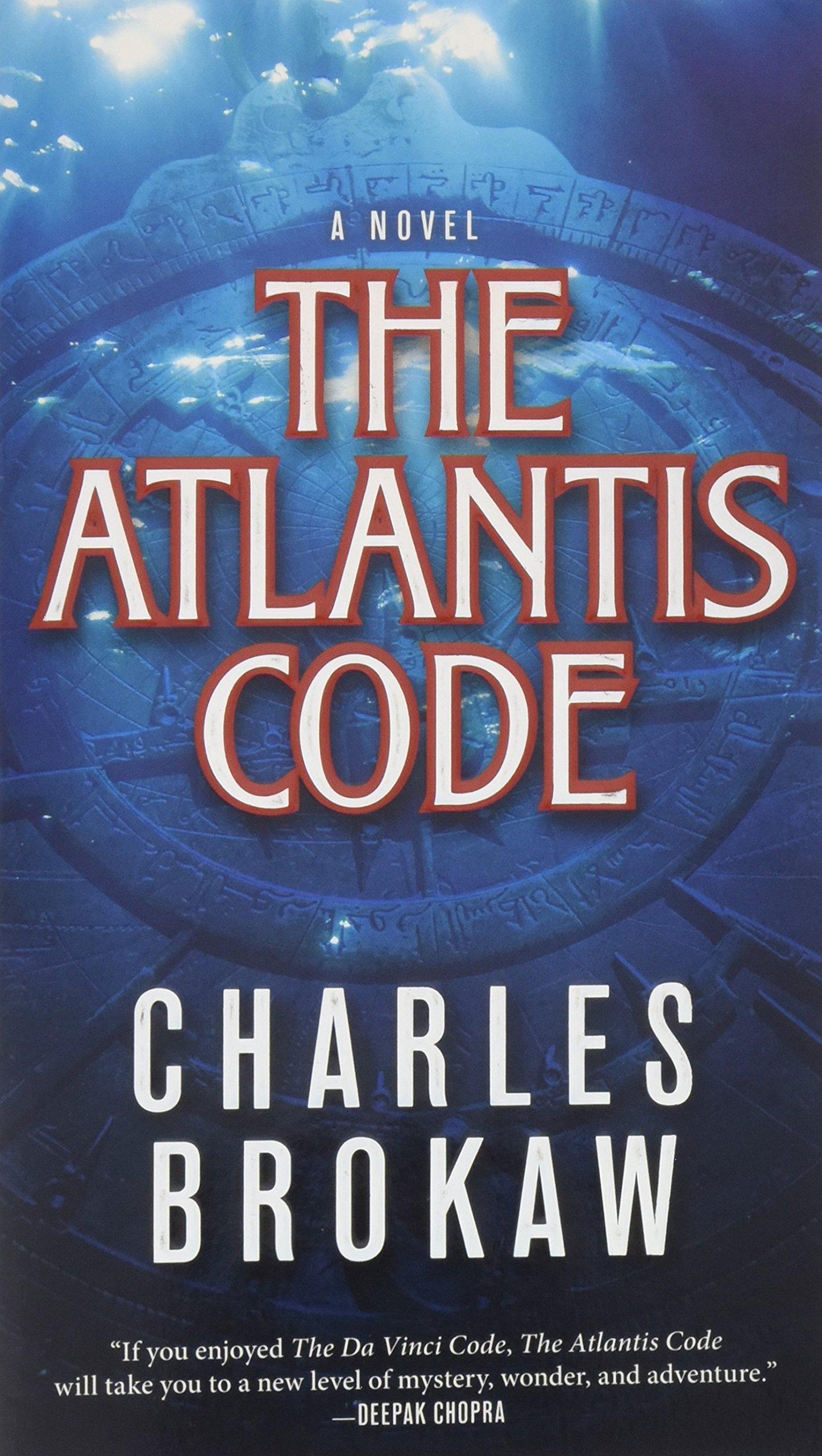 Atlantis Code Thomas Lourds Book product image
