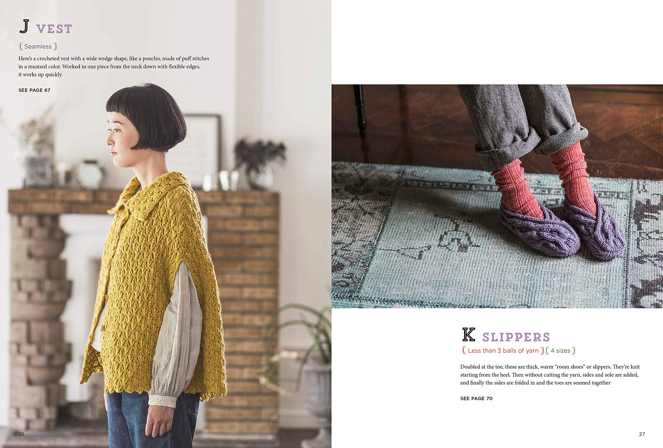 4aa675246096b Japanese Knitting  Patterns for Sweaters