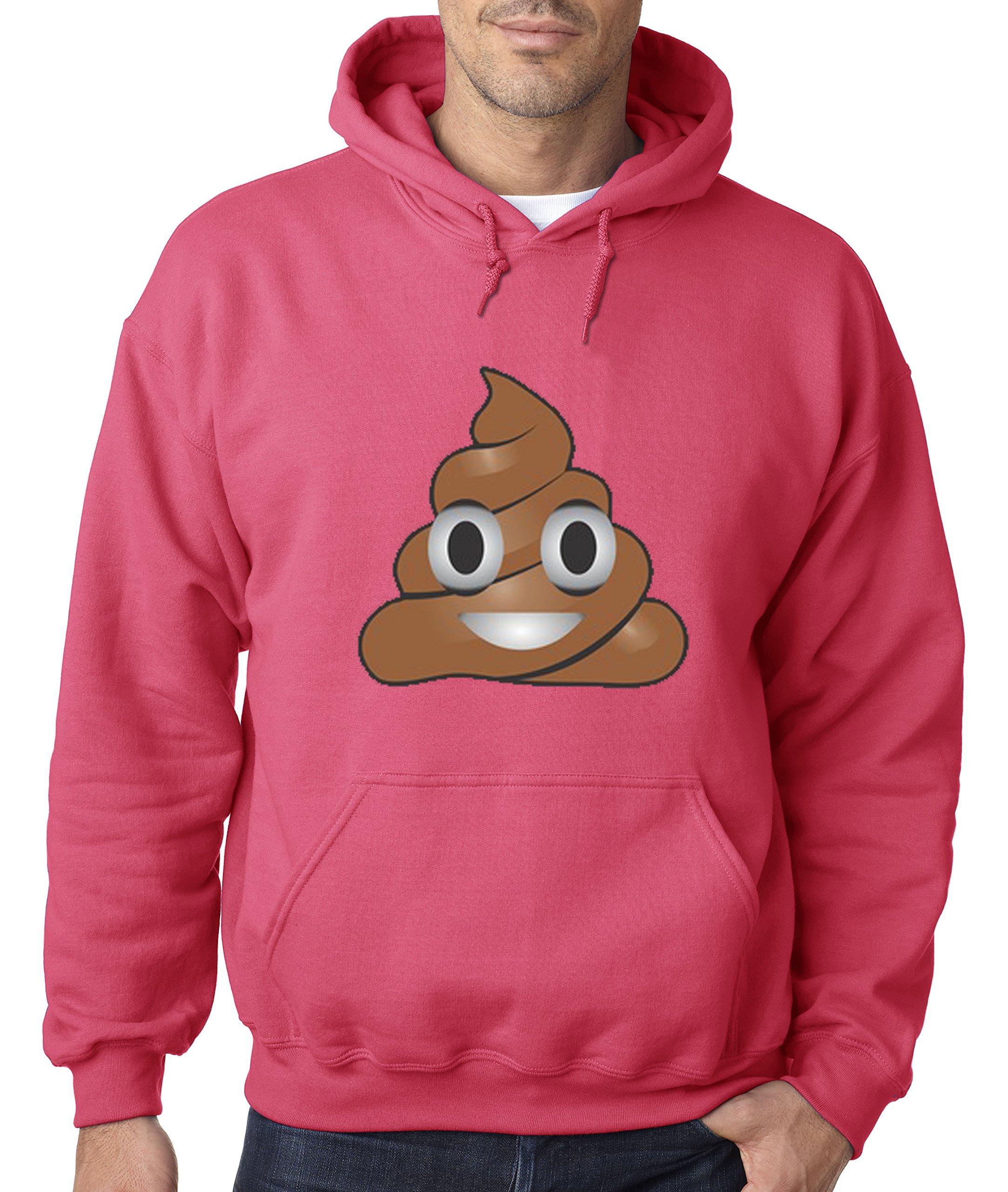 119 Emoji Poop Cartoon Poo Unisex Pullover 7873 Shirts