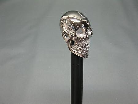 Canne tête de mort 3