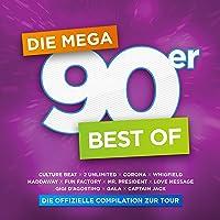 Die Mega 90er - Best Of [Explicit]