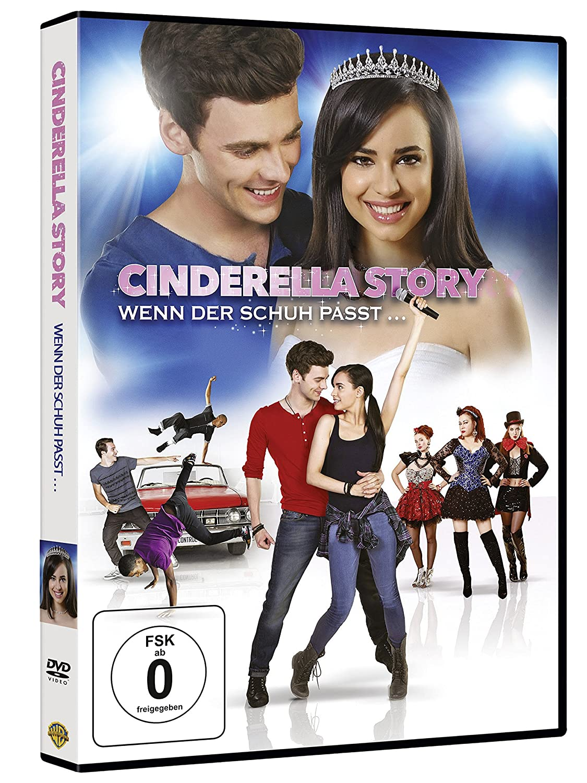 Cinderella Story - Wenn der Schuh passt...: Amazon.de: Sofia Carson ...