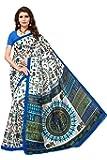GLE Cotton Silk Saree With Blouse Piece