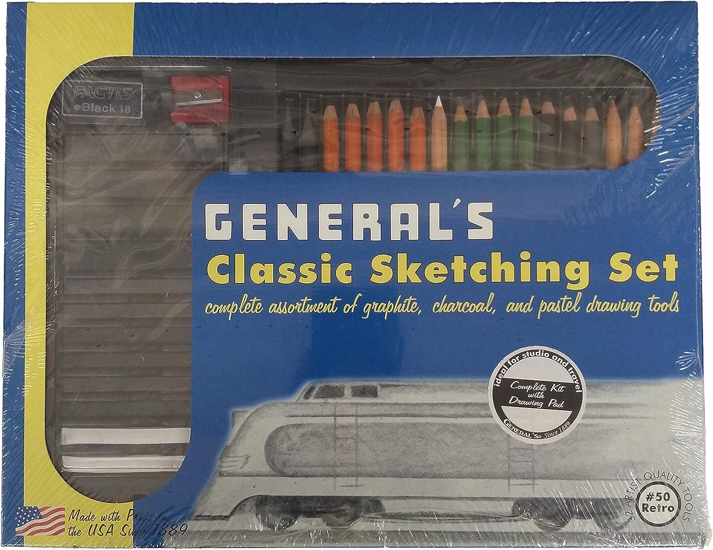 General S Classic Sketching Set