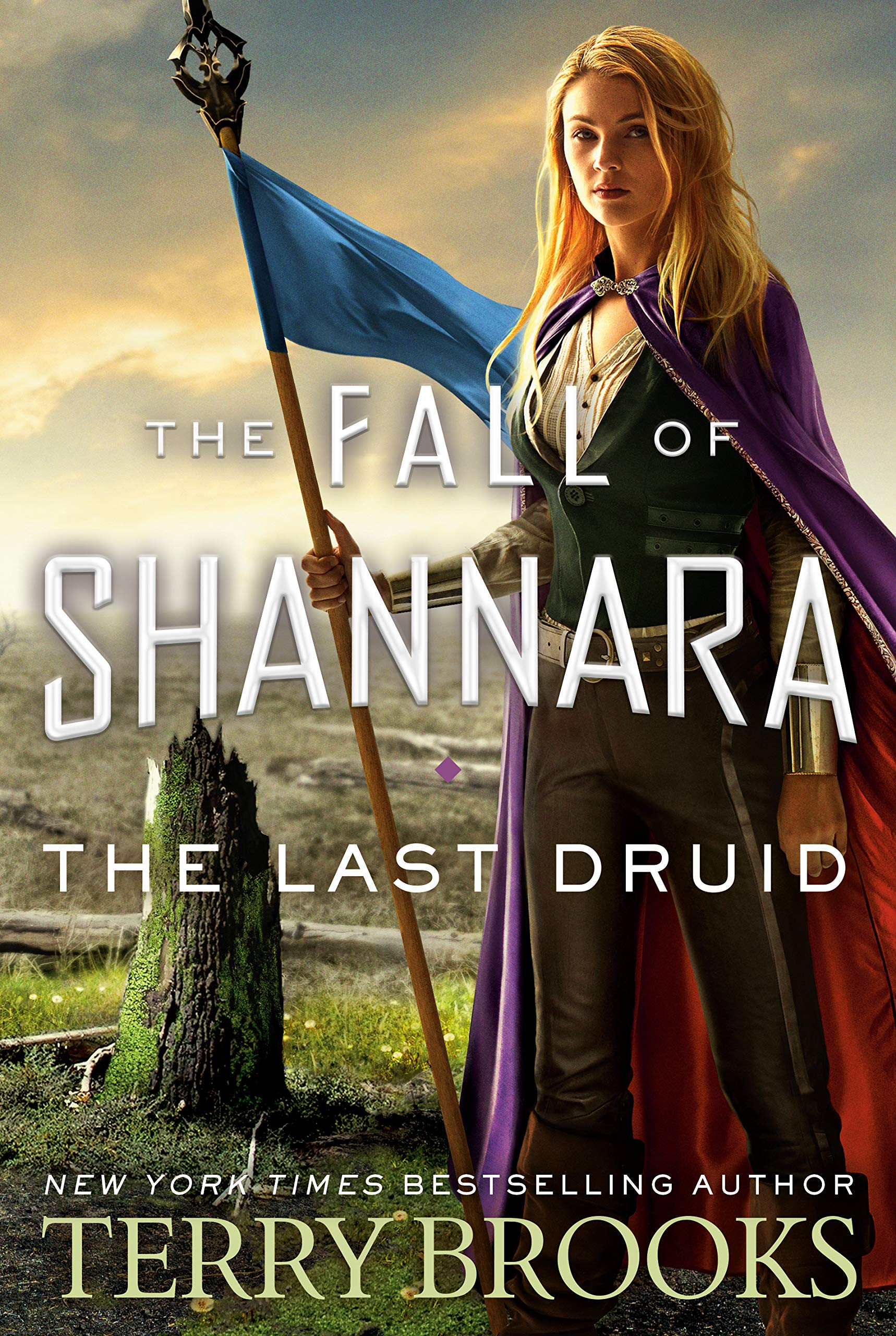 The Last Druid (The Fall of Shannara) by Del Rey