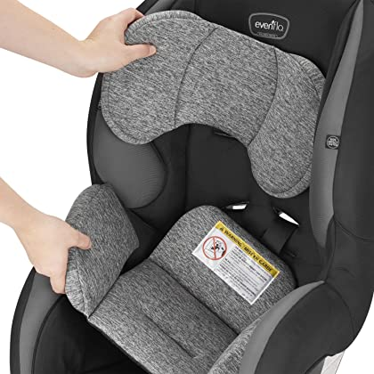 Evenflo SureRide DLX Convertible Car Seat Carson 37112280 Holiday Gifts