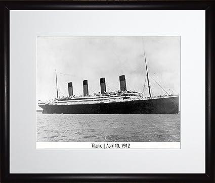 Amazon.com: WeSellPhotos RMS Titanic White Star Line Cruise Ship ...