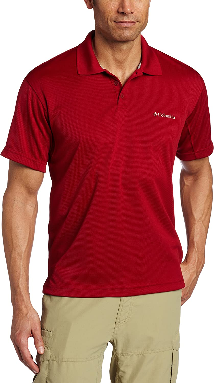 Columbia Men's New Utilizer Polo Shirt: Clothing