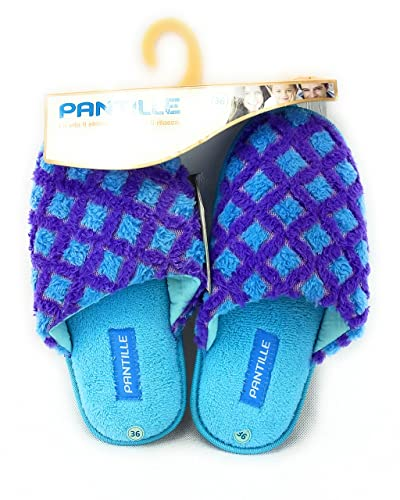 Scarpe donna e 36 Amazon PANTILLE Pantofole panno it scendiletto 1Oq6Cfw6