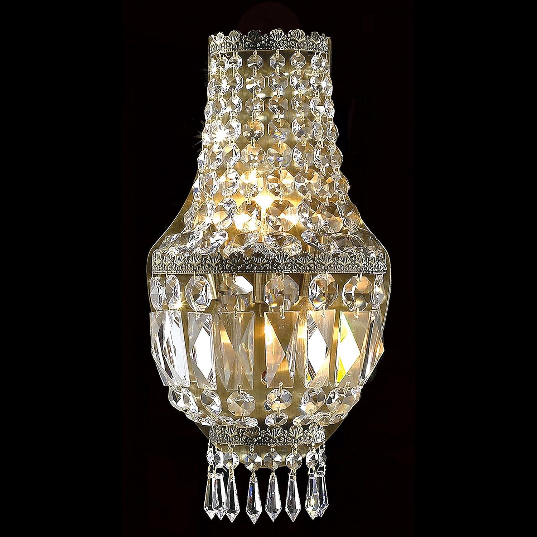 Worldwide Lighting Metropolitan Collection 3 Light Antique Bronze