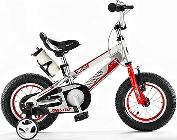 Royal Baby Freeestyle Space - Bicicleta para niños con ruedines ...