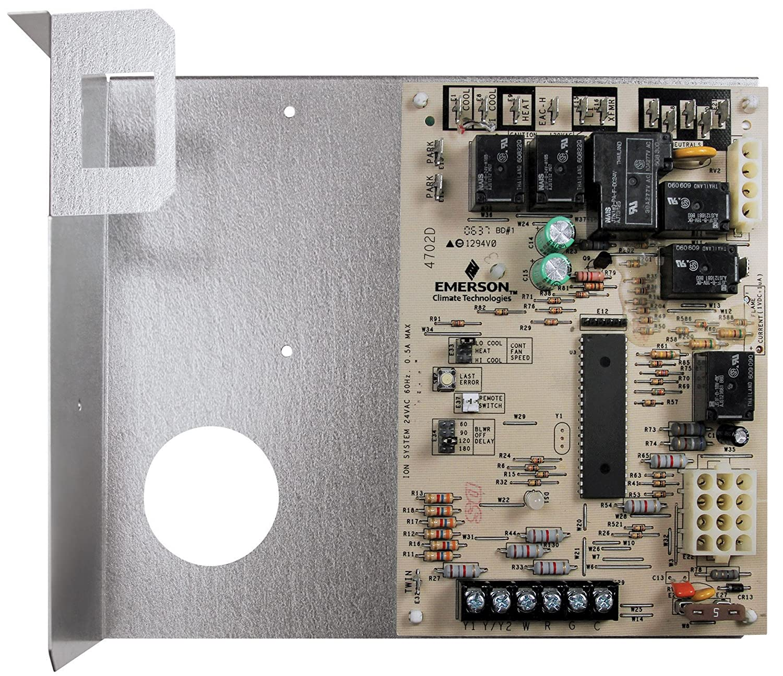 furnace circuit boards amazon com  1170063 circuit board wiring diagram for honeywell gas furnace #23