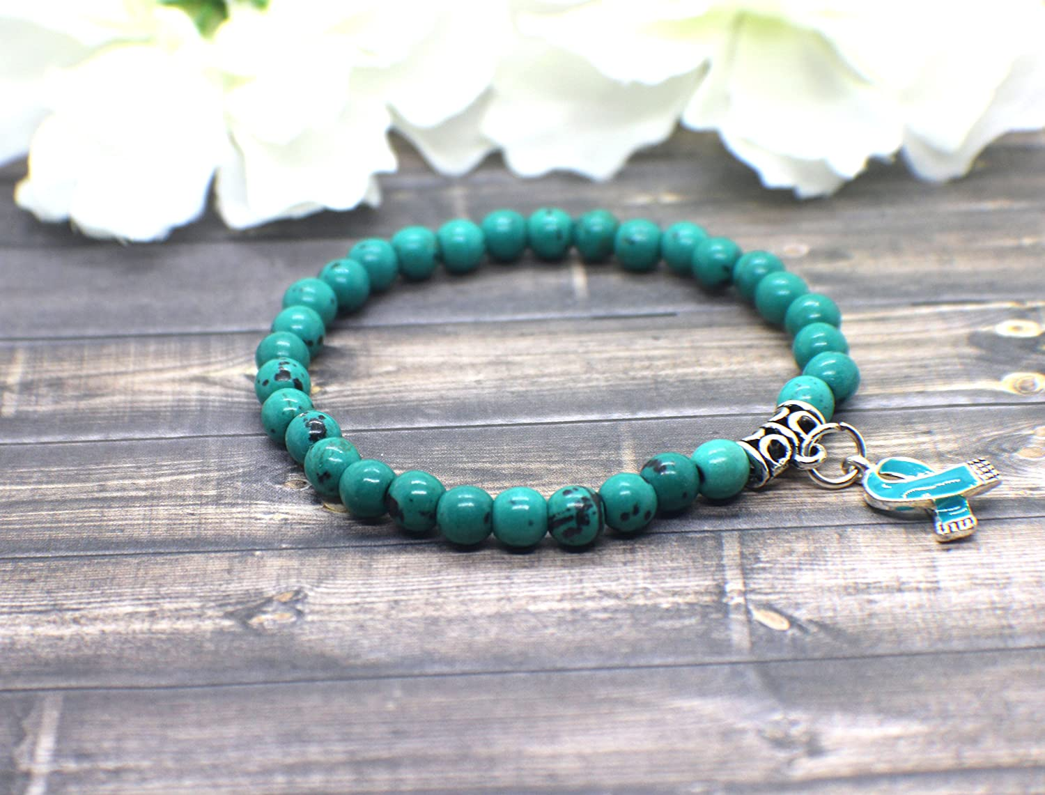 realize listing sg il description bracelet fullxfull peace awareness ribbon mgic en teal ocd