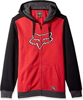 Amazon.com: Fox Mens Axle Zip Fleece: Clothing