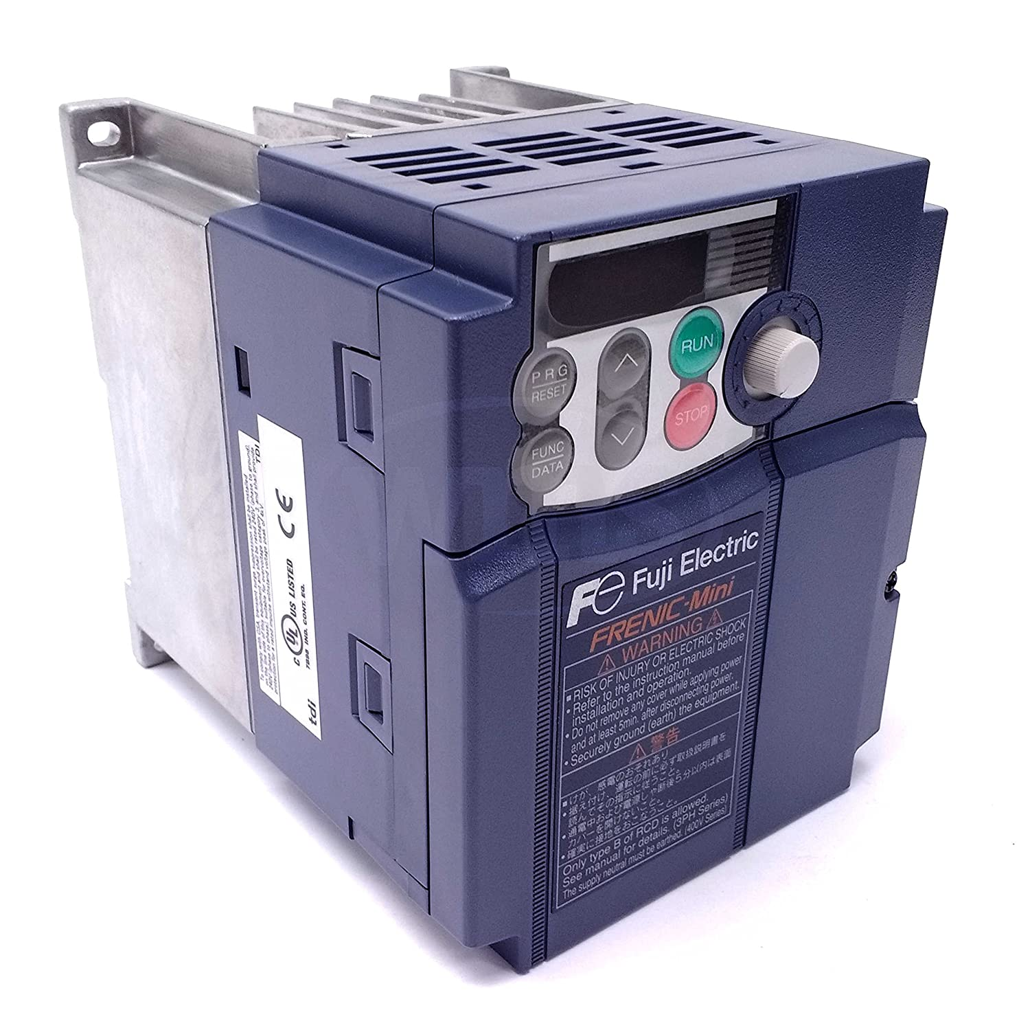 Image of Belt & Chain Drive Enclosures Variable Frequency Drive, 2 HP, 200-230V