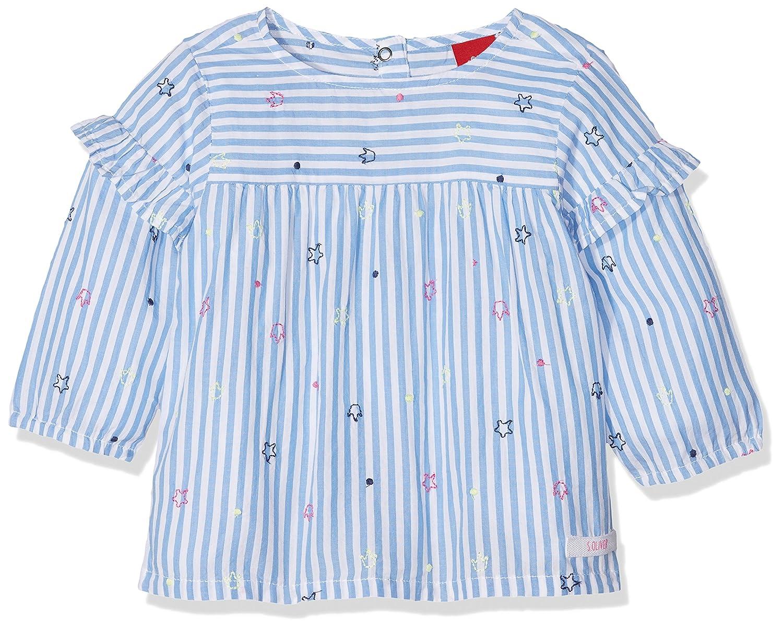 s.Oliver Baby-Mädchen Bluse 65.802.11.3018