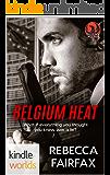 The Phoenix Agency: PSI Europe: Belgium Heat (Kindle Worlds Novella)