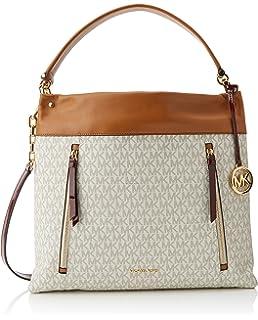 0b8e8f7ea3d8 Amazon.com: Michael Michael Kors Lex Large Leather Hobo Bag: Shoes