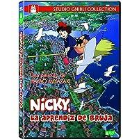 Nicky, La Aprendiz De Bruja [DVD]