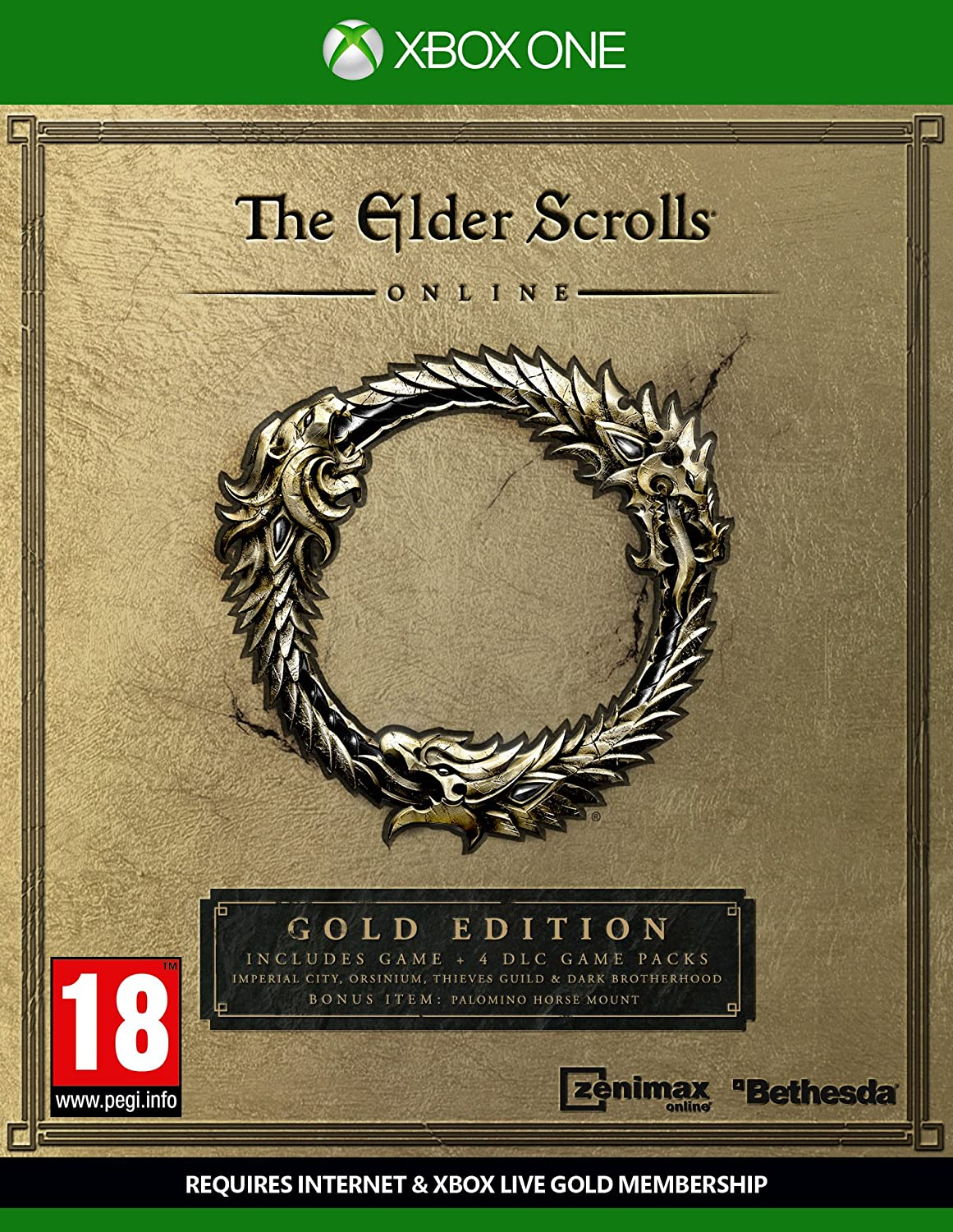 The Elder Scrolls Online Gold Edition [Importación Inglesa]: Amazon.es: Videojuegos