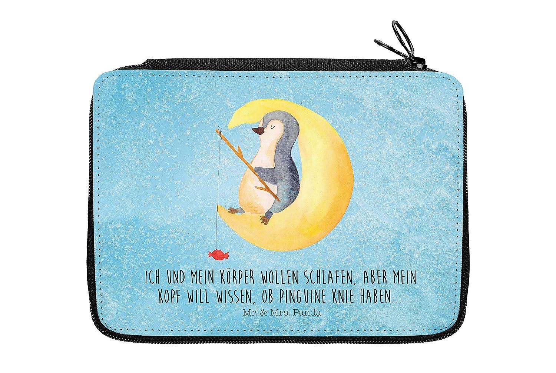 Schlafzimmer Stiftetasche Schlafstörungen Pinguin Mrs