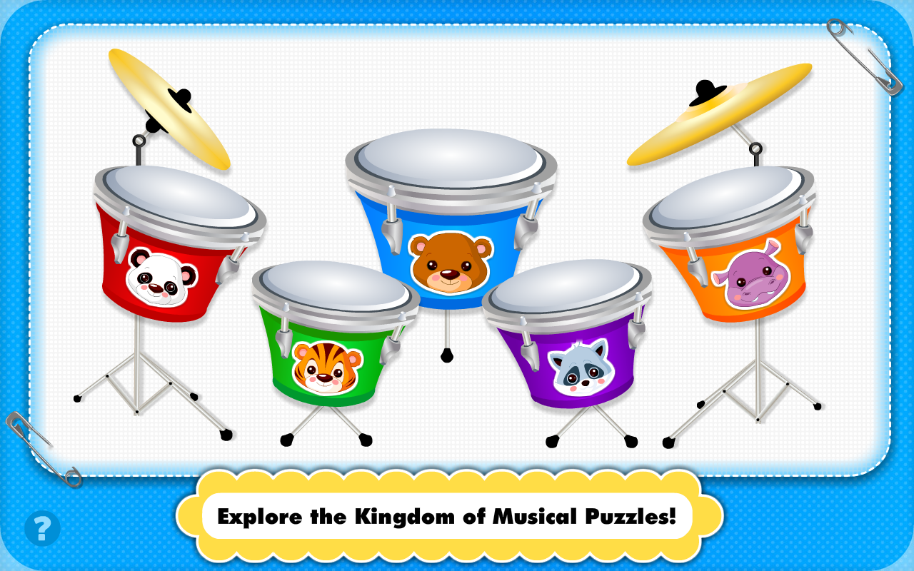 Musical Puzzle Lite Import It All