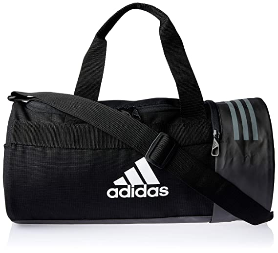 c41b06de3566 adidas Convertible 3-Stripes Duffel Bag  Amazon.co.uk  Sports   Outdoors