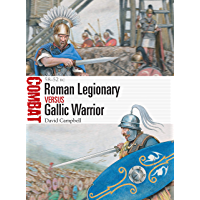 Roman Legionary vs Gallic Warrior: 58–52 BC (Combat)