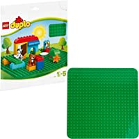 LEGO Duplo Large Green Building Plate 2304 Playset Toy