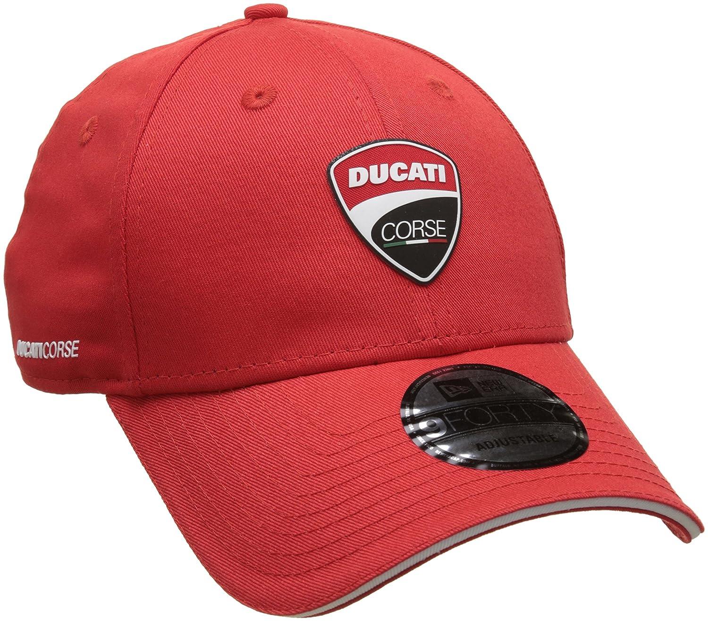 New Era ERA Ducati 9 Forty Stripe scawht Cuffia Uomo 9fb849973481