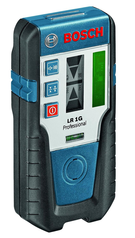 Bosch Professional LR1 - Receptor láser para láser rojo: Amazon.es: Bricolaje y herramientas