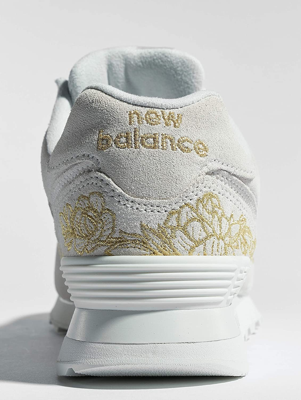 New Balance Balance New Damen Wl574v1 Sneaker Grau 8c43f2