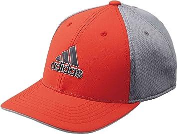 adidas Climacool Gorra de béisbol, Hombre, Rojo (Red CF3197), X-Large(Tamaño del Fabricante:L/XL): Amazon.es: Deportes y aire libre