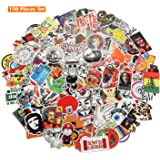 Car Stickers Pack 150 Pieces Xpassion Motorcycle Bicycle Skateboard Laptop Luggage Vinyl Bumper Stickers Waterproof