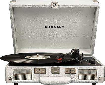 Crosley Cruiser Deluxe - Tocadiscos portátil de Tres ...
