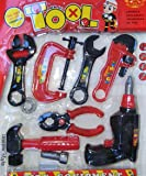 Rvold Tool Set For Kids Best Gift Toy, Watch Ur Kid Repairing All Ur Stuff (Random Set)