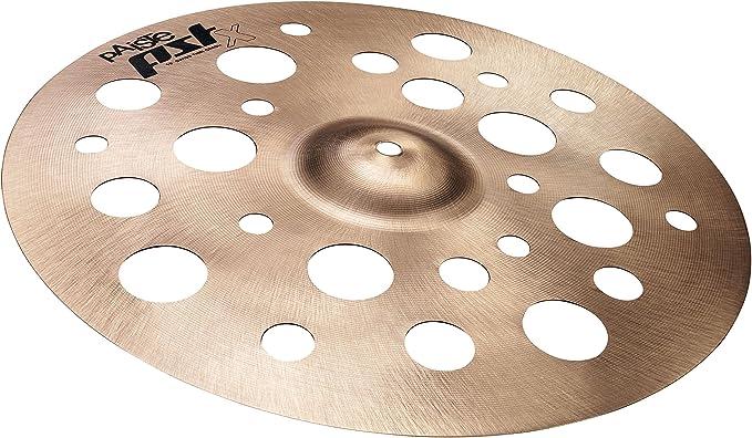 Paiste PST X Swiss Thin Crash Cymbal 16 Inch
