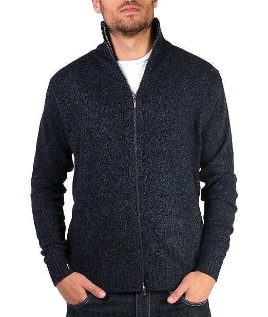 Amazon.com: KRISP Mens Sweater (FBA_USA7790-NVY-XXL): Clothing