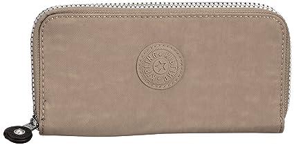 grande selezione del 2019 outlet prodotti caldi Kipling Uzario - Portafogli Donna, Grau (Warm Grey), One Size