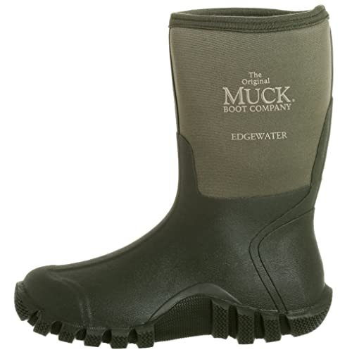 Amazon.com | The Original MuckBoots Adult Edgewater Mid Boot | Boots