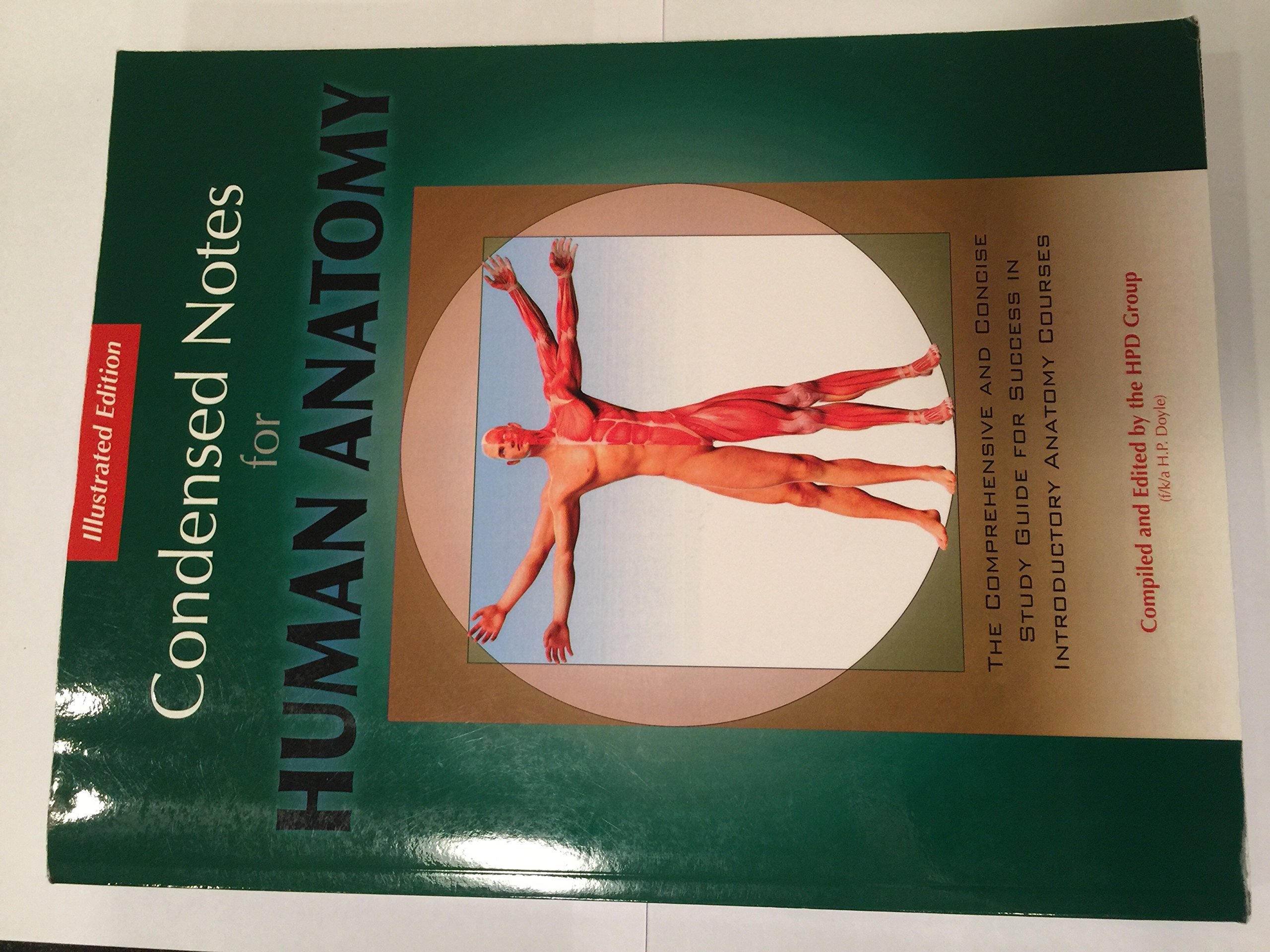 Condensed Notes For Human Anatomy Illustrated Edition: Author ...